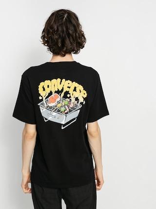 Tricou Converse Summer Cookout (converse black)