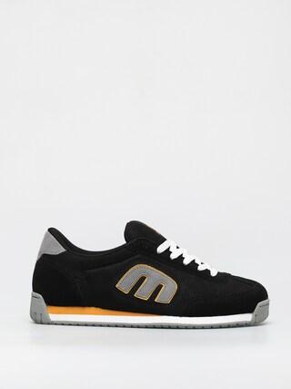 Pantofi Etnies Lo Cut II Ls (black/grey/yellow)