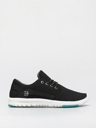 Pantofi Etnies Scout (black/grey/blue)