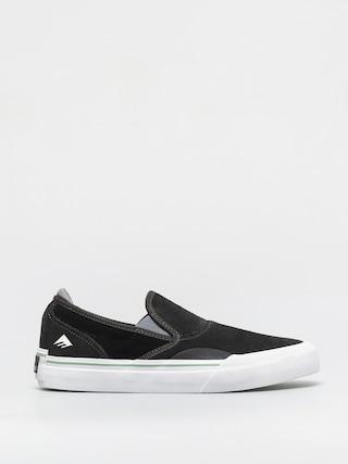 Pantofi Emerica Wino G6 Slip On (dark grey/black)