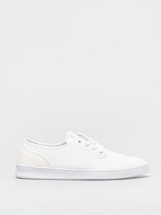 Pantofi Emerica The Romero Laced (white wash)