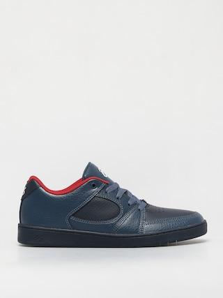 Pantofi eS Accel Slim (navy/red)