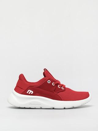 Pantofi Etnies Scout Plus Wmn (red)