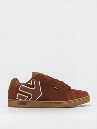 Pantofi Etnies Fader (brown/beige/gum)