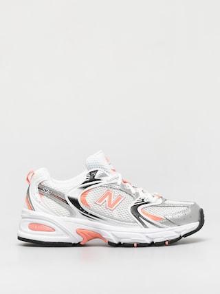 Pantofi New Balance 530 (munsell white/paradise pink)