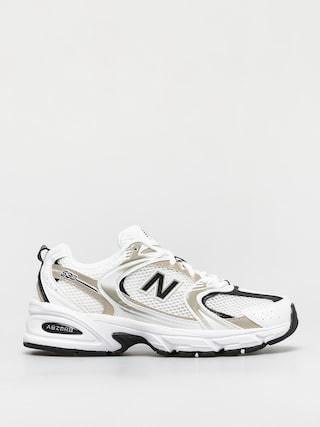 Pantofi New Balance 530 (munsell white/light gold met)