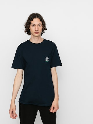 Tricou Emerica Spanky Pocket (navy)