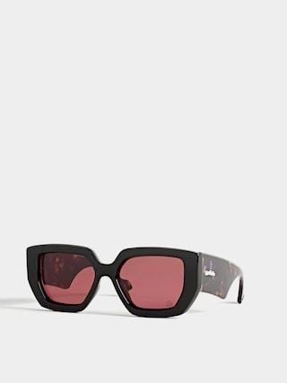 Ochelari de soare Szade Lowen (elysium blk/blkberry/cherry cola)