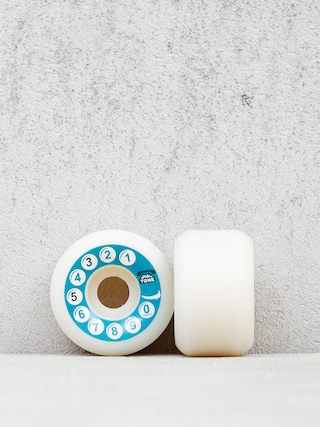 Role Dial Tone Og Rotary Standard (white/teal)