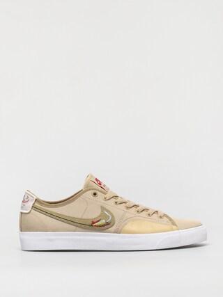 Pantofi Nike SB X Daan Van Der Linden Blazer Court (grain/parachute beige light bone sail)