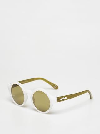 Ochelari de soare Szade Lazenby (bleach wht/char olive/caper)