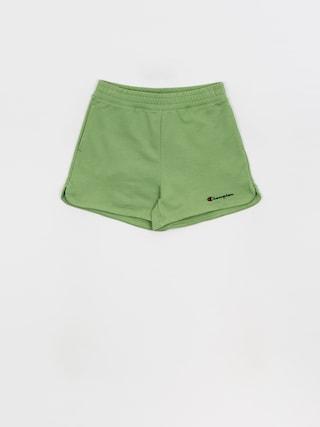 u0218ort Champion Regular High Waist Shorts 114354 Wmn (sgn)