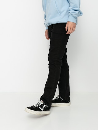 Pantaloni Volcom Vorta Denim (black out)