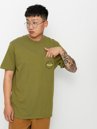Tricou Volcom Dither (old mill)