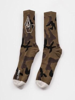u0218osete Volcom Vibes Socks (military)