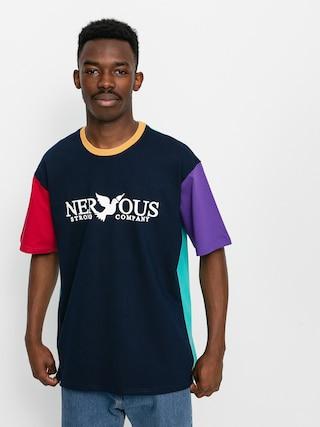 Tricou Nervous Classic (harlekin)