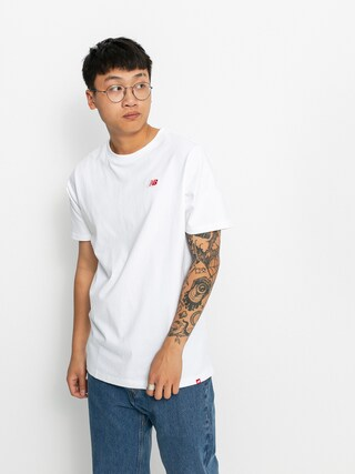 Tricou New Balance Small Logo (white)