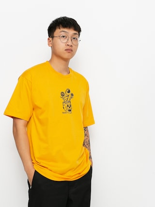 Tricou Vans Sprouting (golden glow)