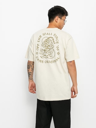 Tricou Vans Angry Animal Classic (oatmeal)