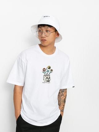 Tricou Vans Sprouting (white)