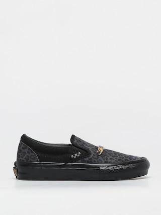 Pantofi Vans Skate Slip On (cher strauberry/cheetah)