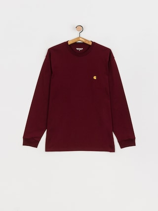 Tricou Carhartt WIP Chase (jam/gold)