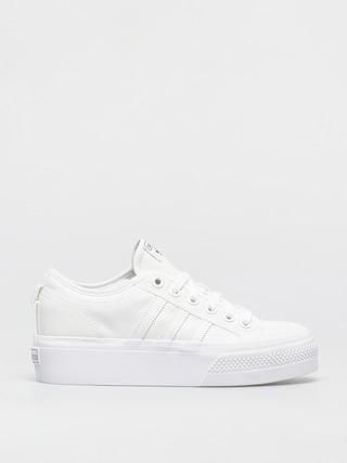 Pantofi adidas Originals Nizza Platform Wmn (cwhite/cwhite/cwhite)