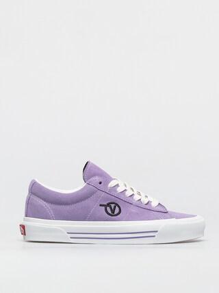 Pantofi Vans Sid (suede/chalk violet/trwht)
