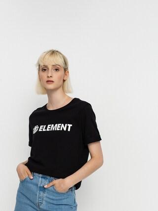 Tricou Element Element Logo Wmn (black)