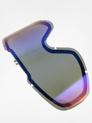Sticle pentru ochelari Dragon DX2 RPL (dark smoke blue)