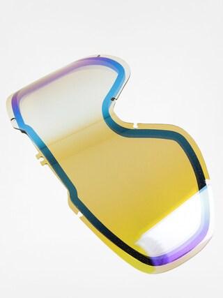 Sticle pentru ochelari Dragon DX2 RPL (yellow blue ion)
