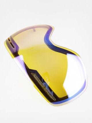 Sticle pentru ochelari Dragon X1S (yellow blue ion)