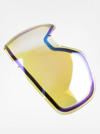 Sticle pentru ochelari Dragon D3 RPL (yellow blue ion)