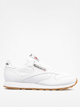 Pantofi Reebok Classic Leather (white/gum)