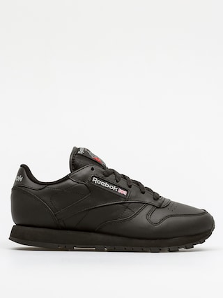 Pantofi Reebok Classic Leather Wmn (black)