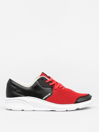 Pantofi Supra Noiz (red/black white)