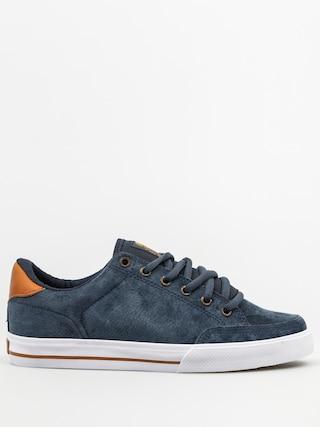 Pantofi Circa Lopez 50 (navy/brown/gum)