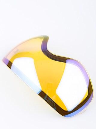 Sticle pentru ochelari Dragon X2s (yellow blue ion)