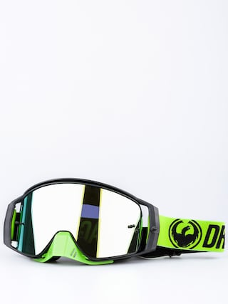 Ochelari pentru cross Dragon NFX2 (break green/smoke gold)