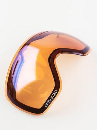 Sticle pentru ochelari Dragon X1s (optimized flash blue)
