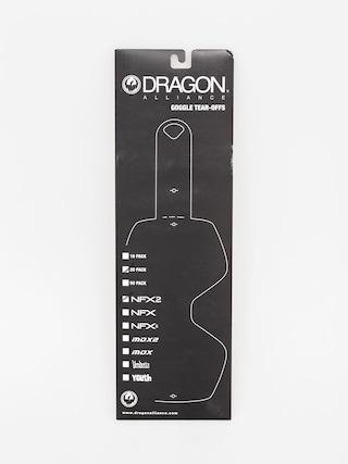 Szybka do gogli Dragon NFX2 (tear off 20 pack)