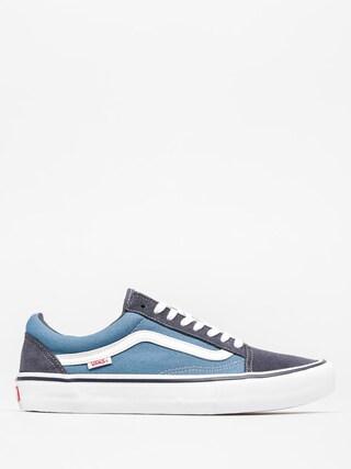 Pantofi Vans Old Skool Pro (navy/stv navy/white)