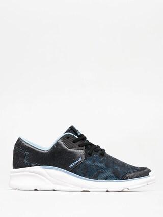 Pantofi Supra Noiz Wmn (black oil slick)
