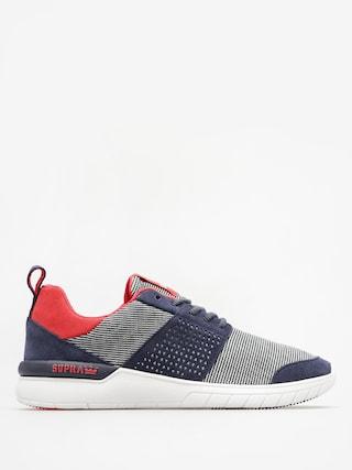 Pantofi Supra Scissor Wmn (navy/red white)