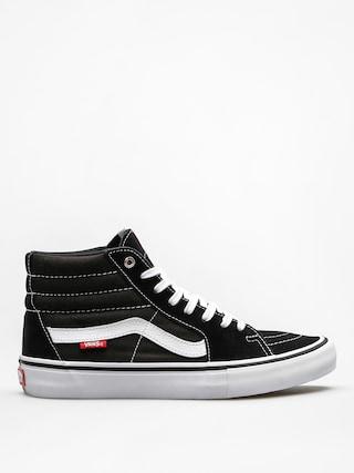 Pantofi Vans Sk8 Hi Pro (black/white)