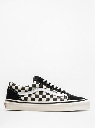 Pantofi Vans Old Skool 36 Dx (black/check)