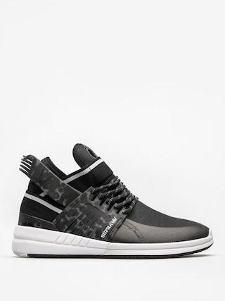 Pantofi Supra Skytop V (black white)