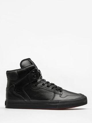 Pantofi Supra Vaider (black/black red)