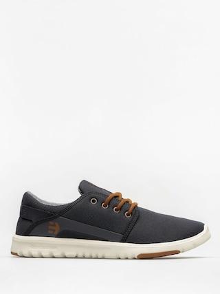 Pantofi Etnies Scout (navy/gold)