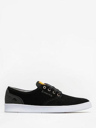 Pantofi Emerica The Romero Laced (black/black/white)